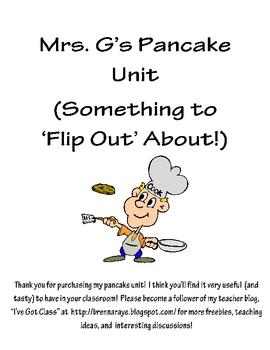 Pancake Unit Packet