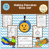Pancakes by Eric Carle Book Unit