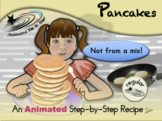 Pancakes - Animated Step-by-Step Recipe - Regular