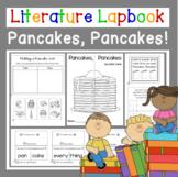 Pancakes, Pancakes Literature Lapbook