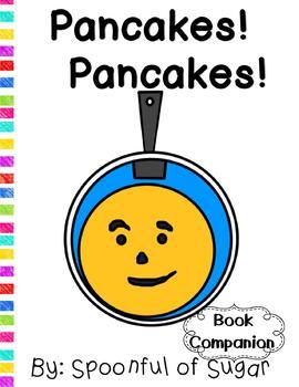 Pancakes, Pancakes (Story Companion)