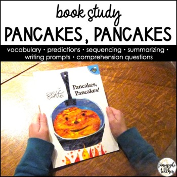 Pancakes, Pancakes! Supplementary Activities