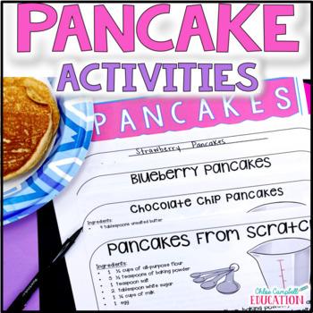 Pancakes can teach a lesson, too!