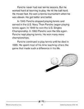 Pancho Gonzales: Tennis Champion