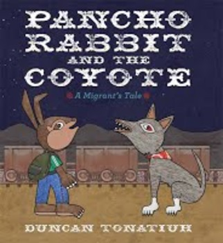 Pancho Rabbit and the Coyote: Lesson Plan and Resources--B
