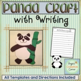 Panda Art & Writing Project