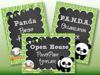 Panda Back-to-School Timesaver Bundle