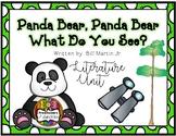 Panda Bear, Panda Bear, What do you see? [Literature Unit]