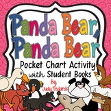 Panda Bear, Panda Bear  (Pocket Chart Activity and Student Books)