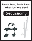 Panda Bear, What Do You See? Sequencing Text Activity by E
