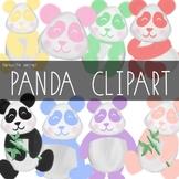 Panda Clipart By Taracotta Sunrise