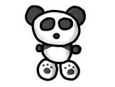 Panda Digital Art - CK