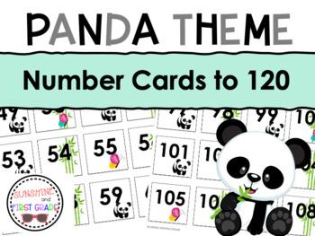 Panda Numbers to 120