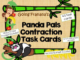 Panda Pals Contraction Task Cards
