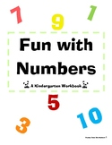 Panda Pals Workbook; Fun with Numbers