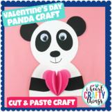 Panda Paper Animal Craft