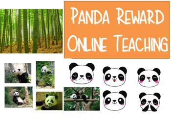 Panda Reward Online Teaching