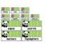 Panda Themed Toolbox Labels