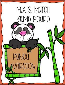 Panda Universal Game Board