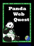 Panda Web Quest