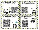 Panda task cards with QR codes can be used with MTH A Perfect Time for Pandas