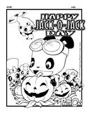 PandaOki and Jack-O-Jack Day