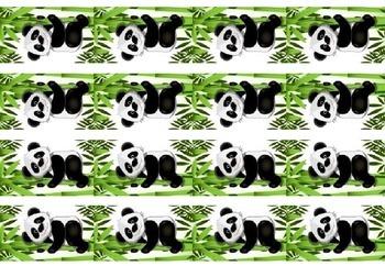 Pandas Border