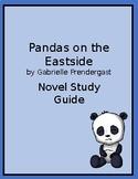 Pandas on the Eastside by Gabrielle Prendergast Novel Study