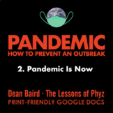 Pandemic [Netflix] - Episode 2: Pandemic is Now