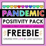 Pandemic Positivity Pack FREEBIE