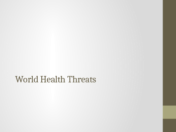 Pandemic PowerPoint