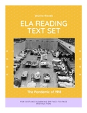 FSA ELA Reading Test Prep Pandemic Text Set