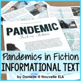 Pandemics in Fiction - Informational Text - Analyzing Trop