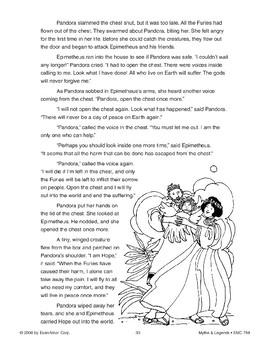 Pandora - Greek and Roman Myth