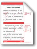 Pandora's Mysterious Box (Gr. 6+/Week 12)