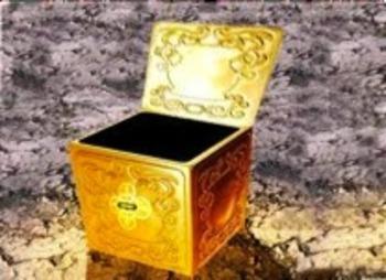 Pandora's Box- Greek Mythology Project