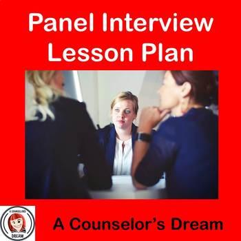 Panel Interview Lesson Plan