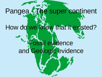 Pangaea, Rock Cycle, and Volcanoes PowerPoint