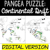 Pangea Puzzle: DIGITAL VERSION for Distance Learning