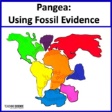 Pangea: Using Fossil Evidence NGSS MS-ESS2-2 and MS-ESS2-3