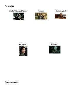 Pans Labyrinth Movie Guide