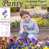 Pansy: Herbarium Project and Teacher's Guide/ Science Outdoor Activity