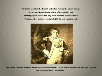 Pantless Prescott: The  Capture of a British general in the American Revolution