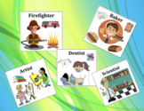 Pantomime Character Cards