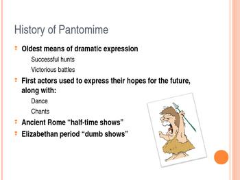 Pantomime PP
