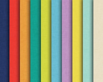 Pantone Rainbow Textures Papers, Pantone, Rainbow, Set #284