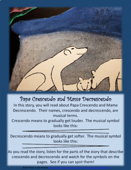Dynamics: Papa Crescendo and Mama Decrescendo, a Music Fundamentals Story ebook
