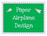 Paper Airplane Design