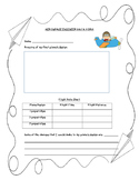 Paper Airplane Design, Fly, and Measure