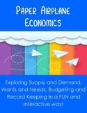 Paper Airplane Economics